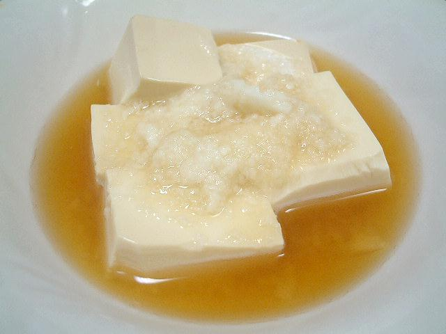 山かけ豆腐